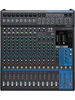 Console Yamaha 10/12 voies avec effet
