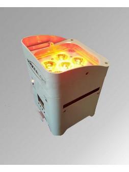 Box LEDs Batterie 6x15W – HF Wifi